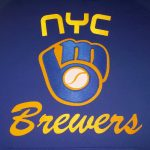 NYC Brewers baseball logo