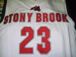 Stony Brook sports jersey