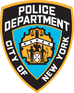 NY Police Department logo