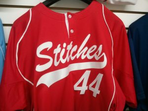 Custom Screen Printing services from Stitches in Manhattan
