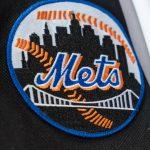 NY Mets baseball logo